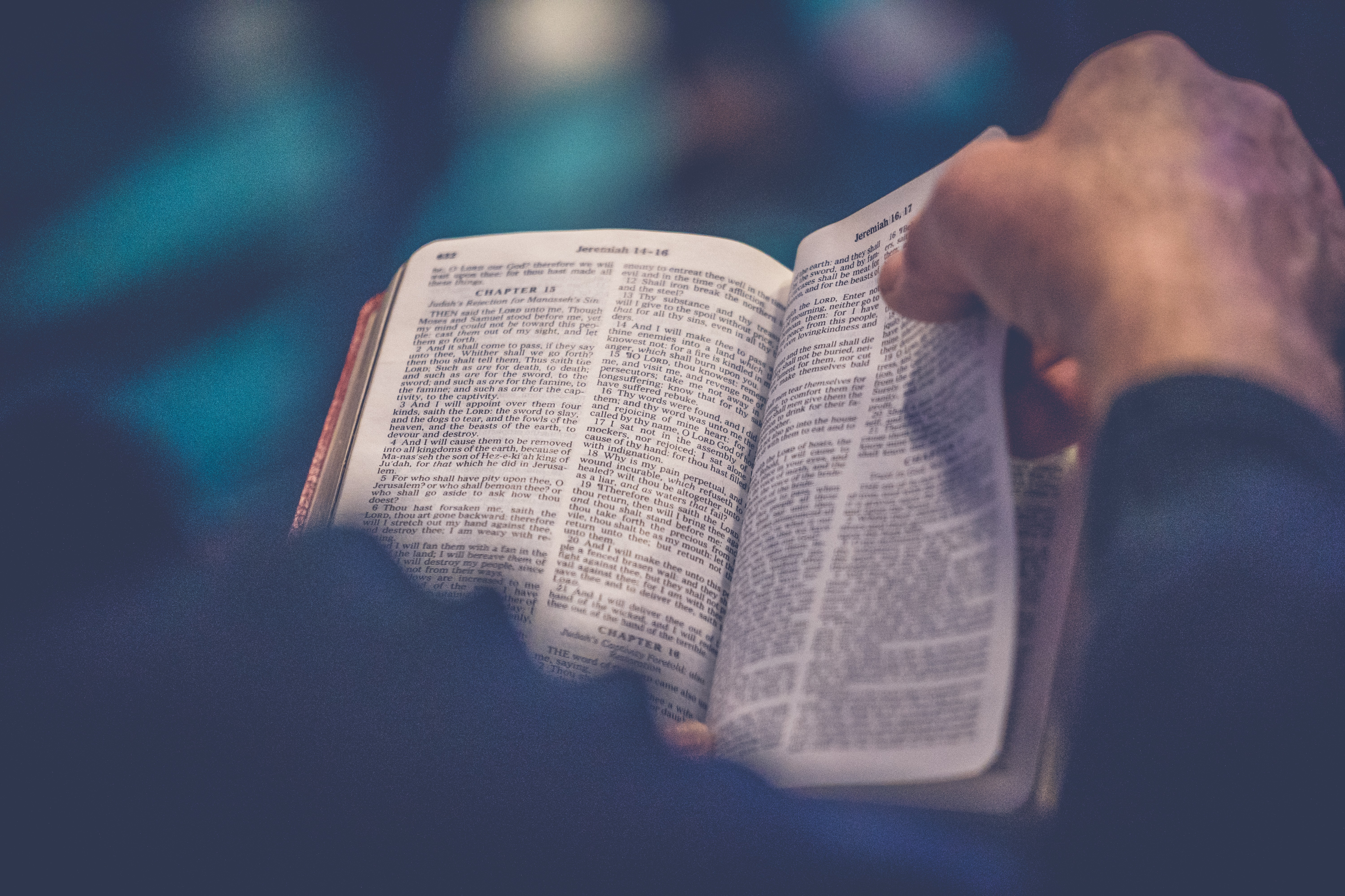 Why Allow Negatives to shape our Theology and Practice?